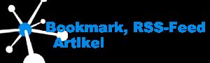 Bookmark RSS-Feed Artikel Verzeichnis